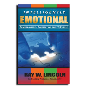 Intelligently Emotional Book Cover