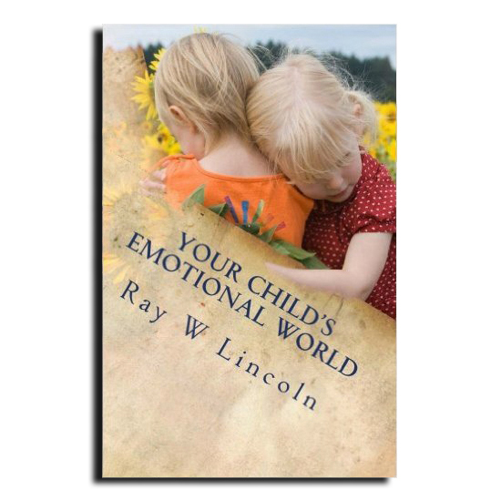 Your Child's Emotional World Part One Book Cover