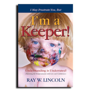 I'm a Keeper Book Cover