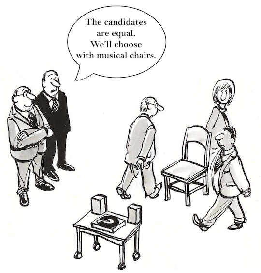 Without InnerKinetics, musical chairs may determine how well you know your staff.