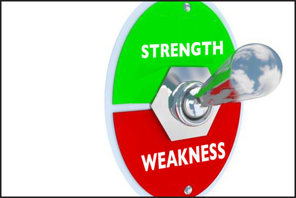 Hard Thing Worth Doing: Flipping weakness back to strength