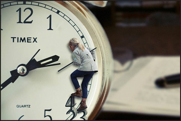 Your sense of urgency