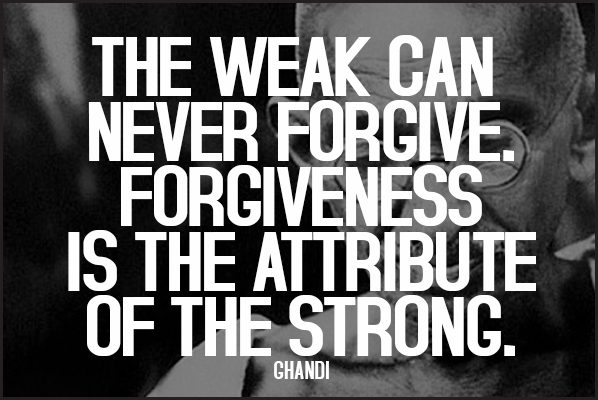 Get stronger with a forgiveness lifestyle