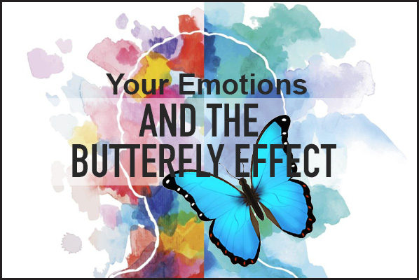 The Butterfly effect of emotional control